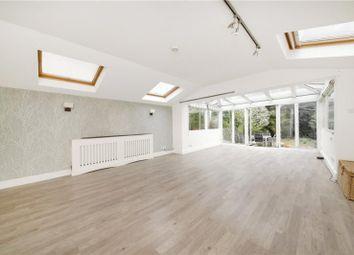 Thumbnail 3 bed flat to rent in Dornton Road, Balham, London