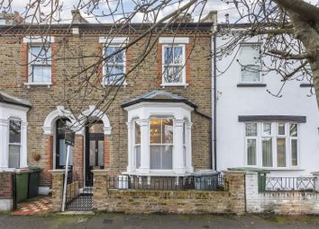 Thumbnail 4 bed terraced house to rent in Elm Road, Forest Gate, London