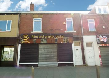 Thumbnail Retail premises for sale in Station Road, Ashington