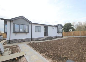 Thumbnail 2 bed mobile/park home for sale in Edkins Park, Aston Cantlow Road, Wilmcote