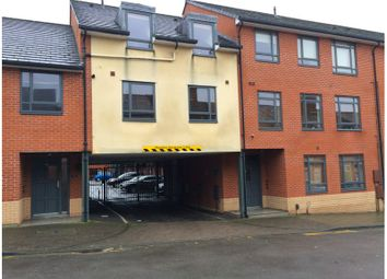Thumbnail 2 bed flat for sale in Fleetwood Court, Leicester