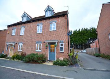 4 bed semi-detached house for sale in Cascade Close, Burton-On-Trent DE14