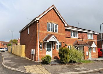 Thumbnail 2 bed semi-detached house for sale in Towpath Close, Hawksbury Village, Coventry