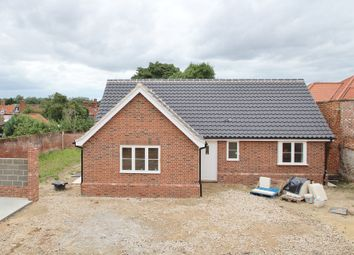 Thumbnail 3 bed detached bungalow for sale in Chapel Lane, Botesdale, Diss
