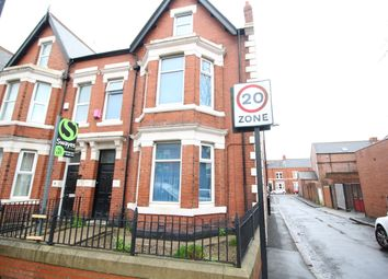 Thumbnail 7 bed terraced house for sale in Wingrove Road, Newcastle Upon Tyne