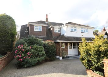 Thumbnail 5 bed detached house for sale in Thundersley Grove, Benfleet