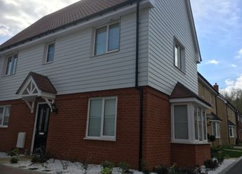 Thumbnail 3 bed property to rent in Isle Quarry Road, Borough Green, Sevenoaks