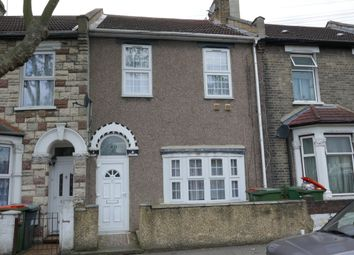 Thumbnail 3 bed terraced house for sale in Holme Road, East Ham