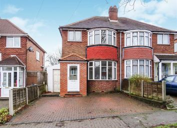 Thumbnail 3 bed property to rent in Gorsy Road, Quinton, Birmingham