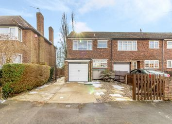 Thumbnail 3 bed end terrace house for sale in Park Avenue, Egham, Surrey