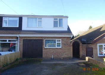 Thumbnail 3 bed semi-detached house to rent in Cromwell Lane, Burton Green
