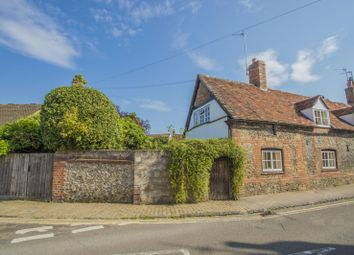 Thumbnail 2 bed end terrace house for sale in High Street, Watlington