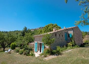 Thumbnail 4 bed property for sale in Vacheres, Alpes-De-Haute-Provence, France