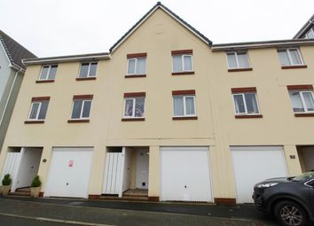 Thumbnail 4 bed town house for sale in Bridge View, Plymouth
