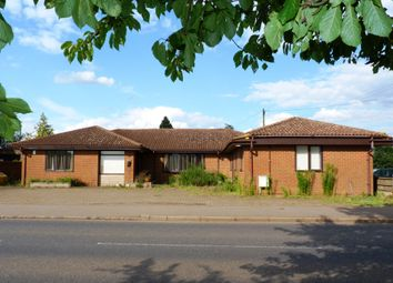 Thumbnail 6 bed detached bungalow for sale in Potton Road, Everton