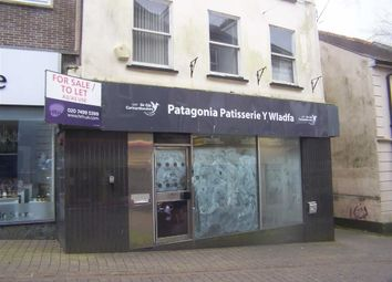 Thumbnail Retail premises to let in Hall Street, Carmarthen