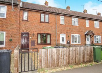 Thumbnail 3 bedroom terraced house for sale in Church Road, Wretton, King's Lynn