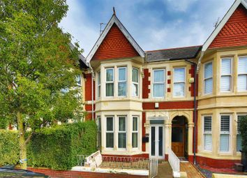 Thumbnail 4 bed property for sale in Roath Court Road, Roath, Cardiff