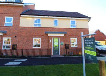 3 bed end terrace house for sale in Queen Elizabeth Road, Nuneaton, Warwickshire CV10