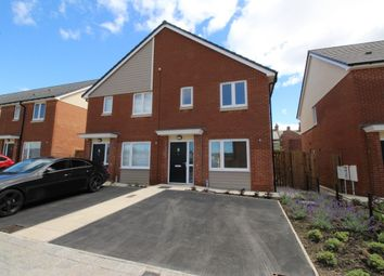 Thumbnail 2 bed semi-detached house for sale in Tulip Close, West End Gardens, Stockton-On-Tees