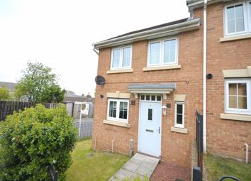 Thumbnail 2 bed terraced house to rent in Beechwood Close, Sacriston, Durham