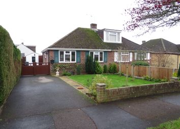 Thumbnail 2 bed semi-detached bungalow for sale in Silverdale Drive, Waterlooville