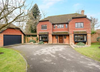 Thumbnail 5 bed detached house for sale in Barrington Park Gardens, Chalfont St. Giles, Buckinghamshire