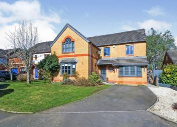 4 bed detached house for sale in Church View Close, Llandough, Penarth CF64