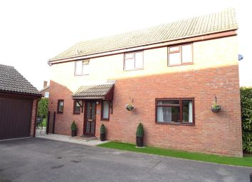 Thumbnail 4 bed detached house for sale in Pinecroft Way, Needham Market, Ipswich
