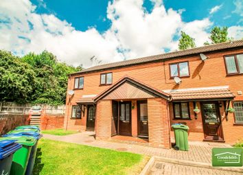 Thumbnail 2 bed flat for sale in Greenslade Grove, Hednesford, Cannock