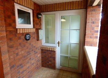 Thumbnail 2 bed flat for sale in Coledale Mews, Carlisle, Cumbria