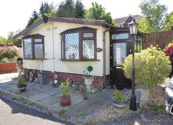 2 bed mobile/park home for sale in Hatch Park, London Road, Old Basing, Basingstoke, Hampshire RG24
