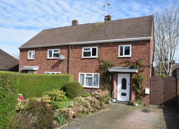 Thumbnail 3 bed semi-detached house for sale in Stilwell Close, Yateley