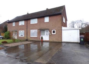 Thumbnail 3 bed semi-detached house for sale in Woodlands Drive, Leyland, Lancashire