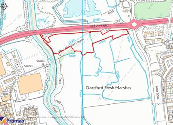 Thumbnail Land for sale in Dunlop Close, Dartford