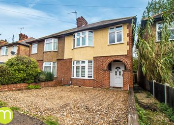 Old Heath Road, Colchester CO2. 3 bed semi-detached house for sale