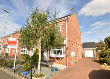Thumbnail 3 bed semi-detached house for sale in Walton Gardens, Thorp Arch, Wetherby, West Yorkshire