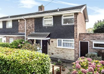 Thumbnail 2 bed semi-detached house for sale in Bradbery, Maple Cross, Hertfordshire
