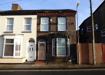 Thumbnail 2 bedroom terraced house for sale in Gray Street, Bootle, Liverpool, Merseyside