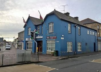 Thumbnail Commercial property for sale in Pwllheli Conservative Club, Y Maes, Pwllheli