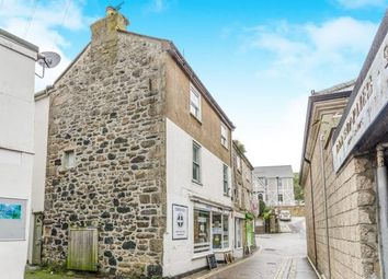 Thumbnail 2 bed flat for sale in Chapel Street, St. Ives, Cornwall