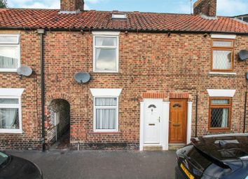 Thumbnail 3 bed terraced house for sale in Mill Street, Driffield