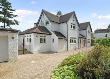 Thumbnail 5 bed detached house to rent in Bois Lane, Amersham