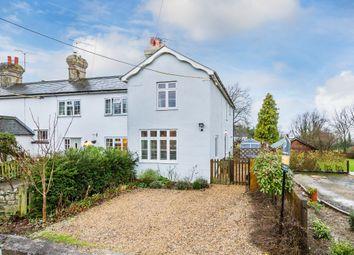 Thumbnail 3 bed end terrace house for sale in Pigdown Lane, Hever