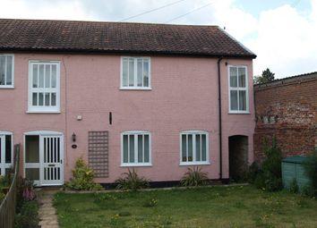 Thumbnail 2 bedroom semi-detached house to rent in Castle Street, Framlingham, Woodbridge