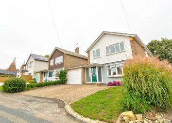 Thumbnail 4 bed detached house for sale in North Street, Barming, Maidstone