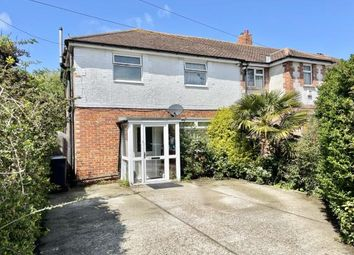 Thumbnail 3 bed end terrace house for sale in Court Road, Eastbourne, East Sussex