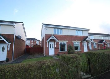 Thumbnail 3 bed semi-detached house for sale in Cromptons Grove, Paisley, Renfrewshire