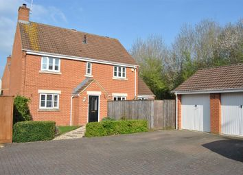 Thumbnail 4 bed detached house for sale in Callington Road, Oakhurst, Swindon