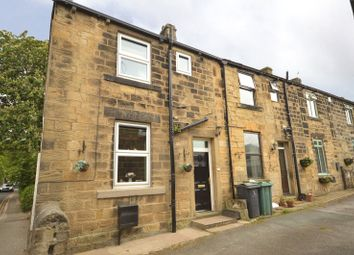 Thumbnail 2 bed terraced house for sale in Park Buildings, Pool In Wharfedale, Otley